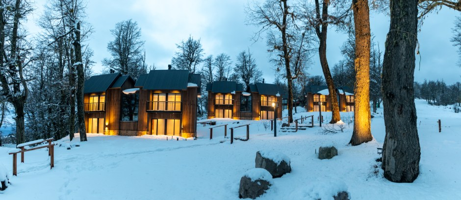 Se inauguró este viernes El Refugio Ski & Summer Lodge en Las Pendientes