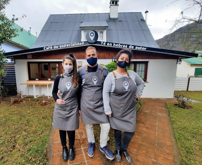 Punto Andes: un lugar para aprender a disfrutar del ritual del café