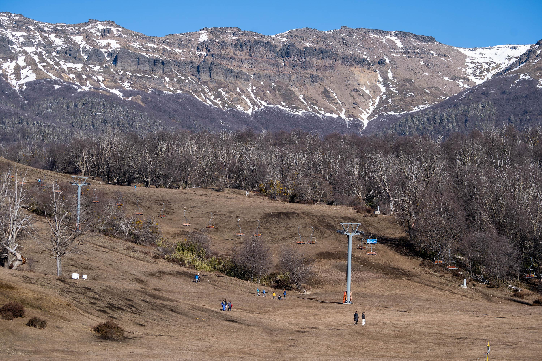 Chapelco Sin Nieve