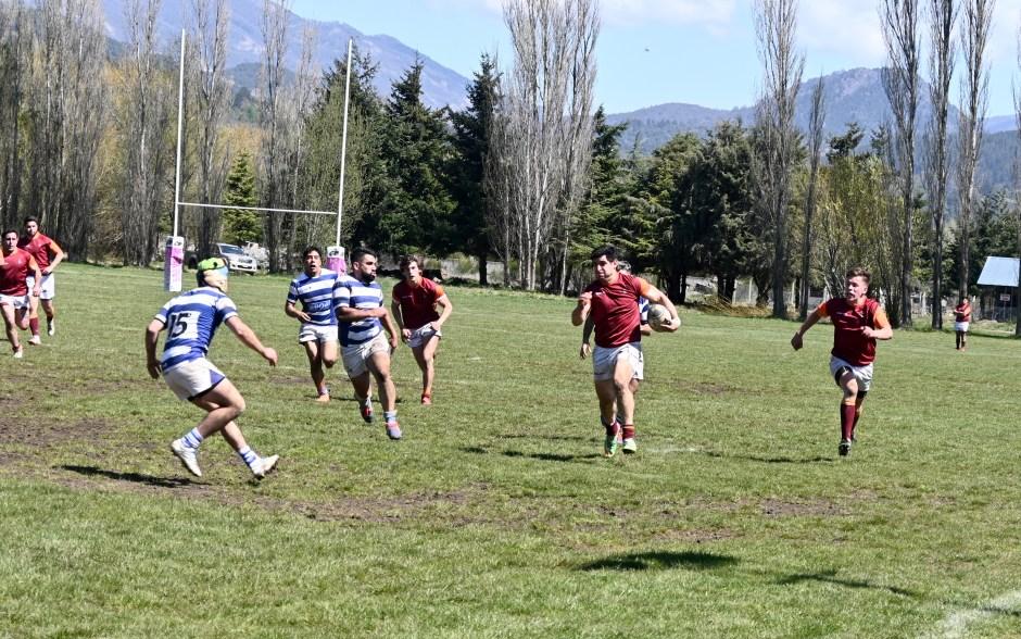 Se jugó, en nuestra ciudad, la segunda fecha del Torneo Regional Patagónico de Primera División de Rugby