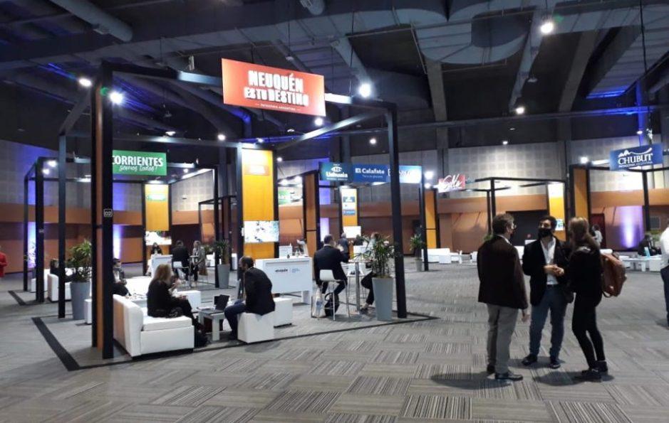 El Bureau de San Martín de los Andes dijo presente en el encuentro de la industria del Turismo de Reuniones
