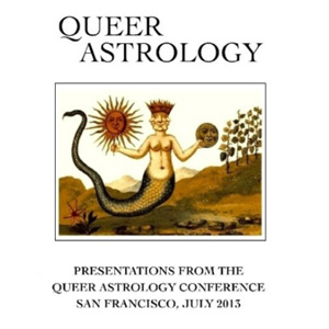 Queer Astrology Anthology Book Cover