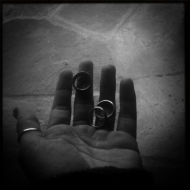 Giving of Rings (Hipstamatic Contest Entry)