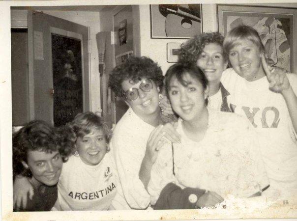 AXO Fall 1986