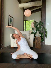 Yoga hebdomadaire