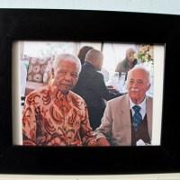 Remembering Mandela: a friend to George Bizos