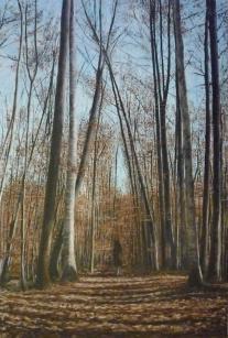 Autor: Eva Berenguer Rodrigo Título: Sin titulo Dimensiones: 60x40 cm Técnica: Oleo sobre tela