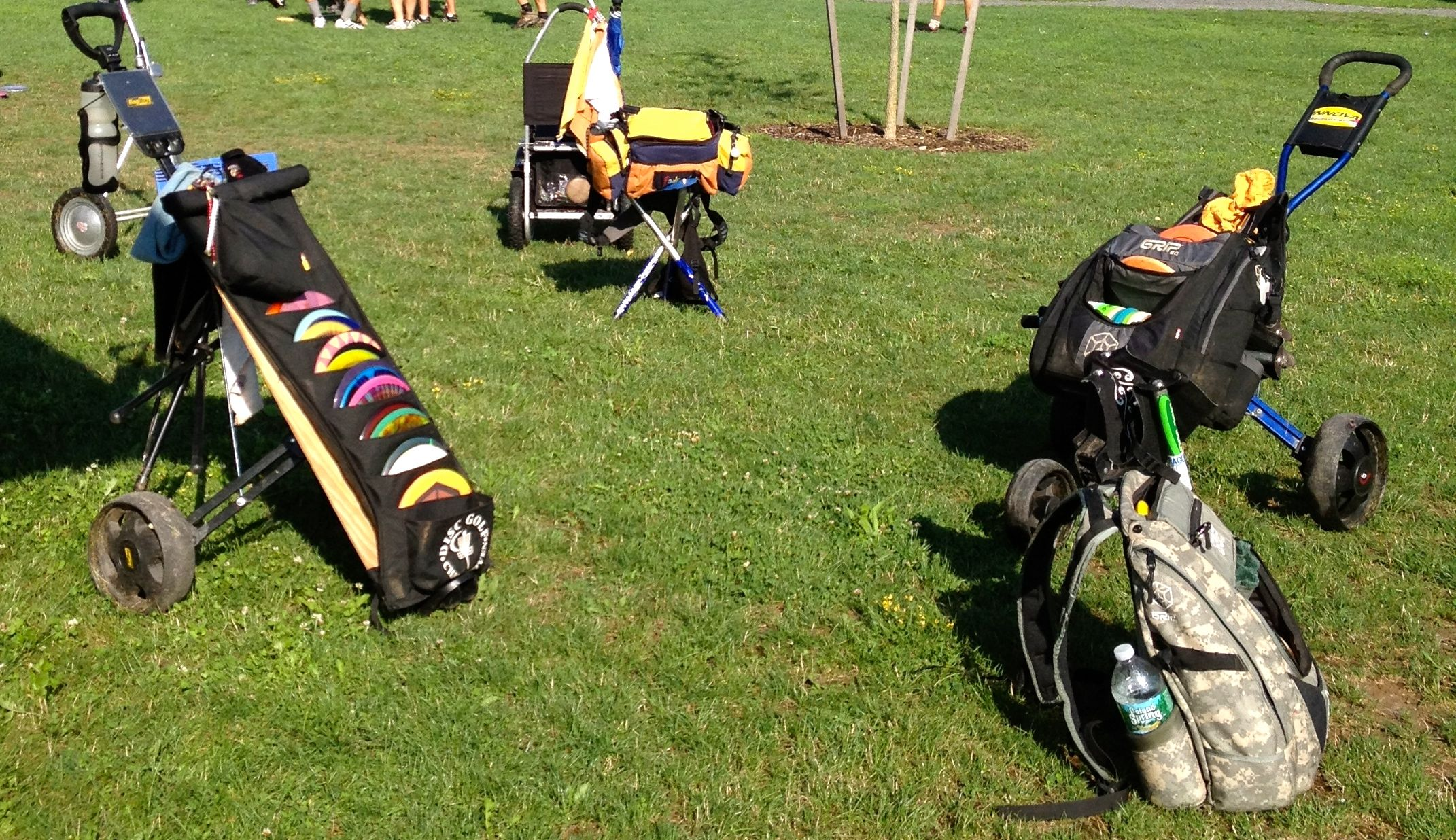 portable chairs for golf tournaments copenhagen dining 2012 rochester 38th annual flying disc open and