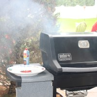 Wood-Grilled Dinner on a Gas Grill