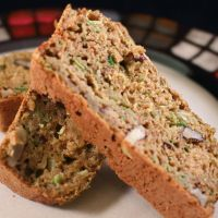 Zucchini and Walnut Bread (21-Day Fix Beachbody)
