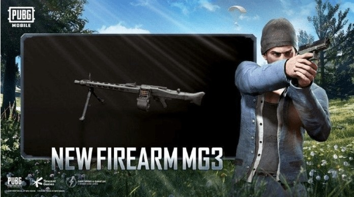 Senjata MG3 PUBG