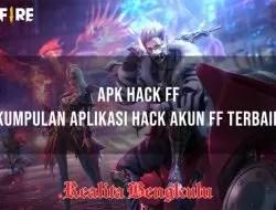 Apk Hack FF, Kumpulan Aplikasi Hack Akun FF Paling Ampuh Terbaru