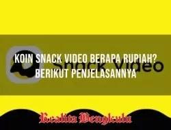 Koin Snack Video Berapa Rupiah Sih? Ini Penjelasan Lengkapnya