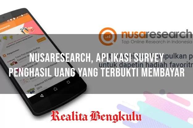 Nusaresearch Apk