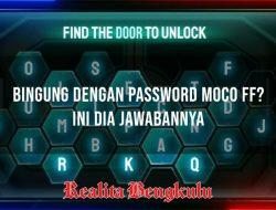 Password Moco FF, Untuk Pecahkan Kode Moco Puzzle FF