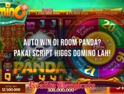 Script Higgs Domino, Download Script Slot Panda Agar Mudah Menang