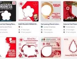Twibbon Selamat Hari PMI (Palang Merah Indonesia), Kumpulan Linknya