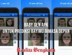 Baby Gen Apk, Aplikasi Baby Generator Untuk Prediksi Anak Masa Depan