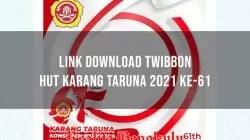twibbon hut Karang Taruna
