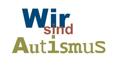 Wir sind Autismus-Banner