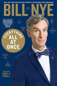 Cover of Everything All at Once: How to Unleash Your Inner Nerd, Tap into Radical Curiosity and Solve Any Problembook