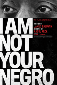 Cover of I Am Not Your Negro video