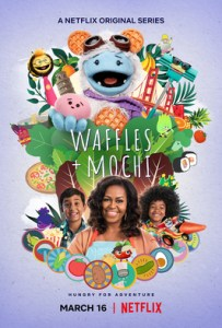 Cover of Waffles + Mochi video