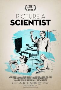 Cover of Picture a Scientist video