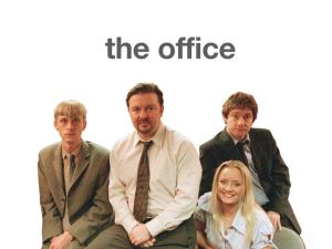 Cover of The Office (U.K.) video