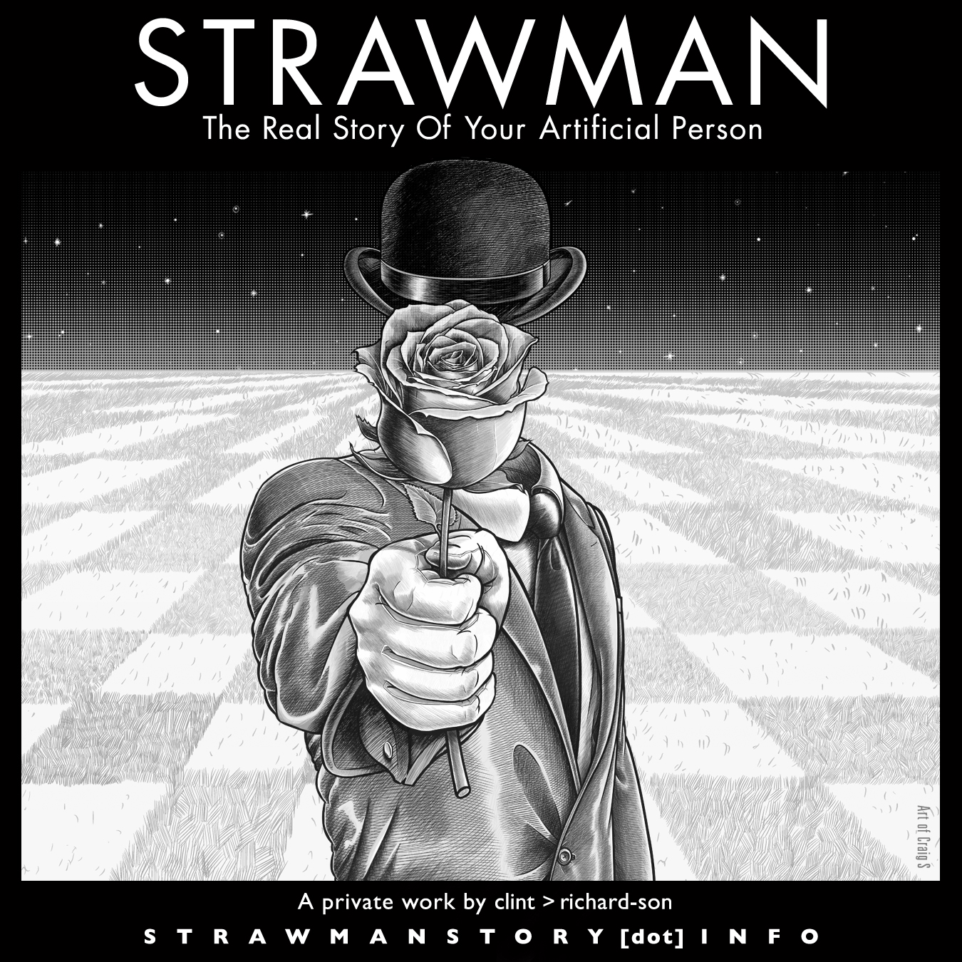 Strawman Volume I Now Shipping