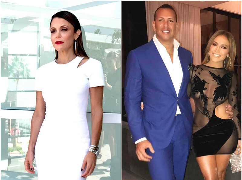 Bethenny Frankel vs Arod and Jennifer Lopez