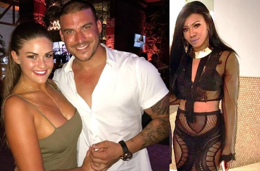 Vanderpump Rules Faith Stowers Brittany Jax