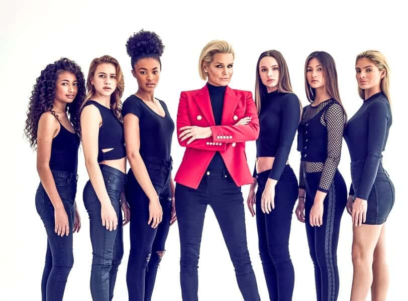 Making A Model With Yolanda Hadid cast photos