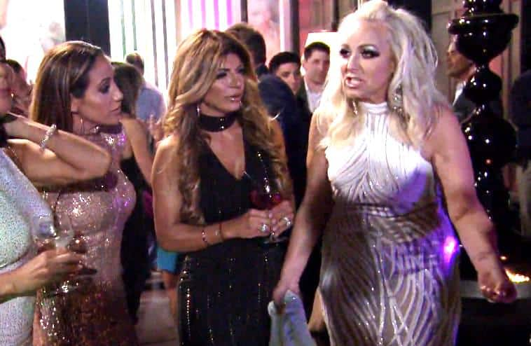 Real HOusewives of New Jersey season 8 finale recap Prisons Proposals and Parties