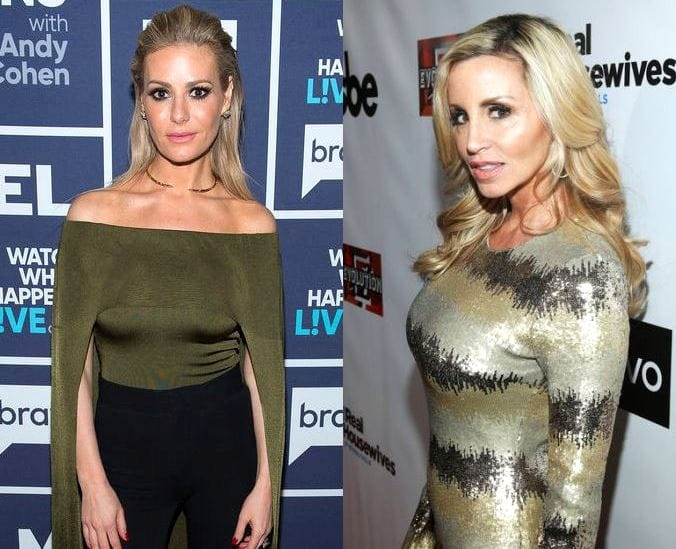 rhobh dorit apologizes to Camille