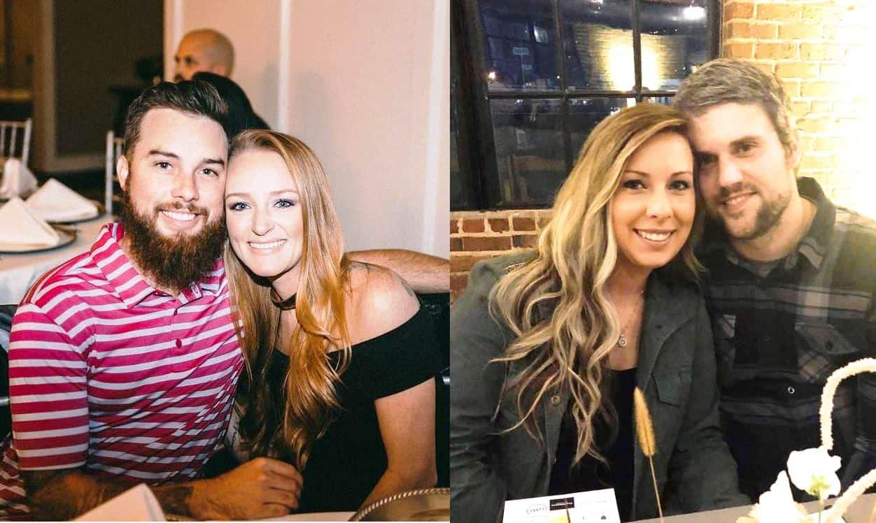 Teen Mom OG's Maci Bookout Shares Photos with Ryan Edwards' Wife Mackenzie
