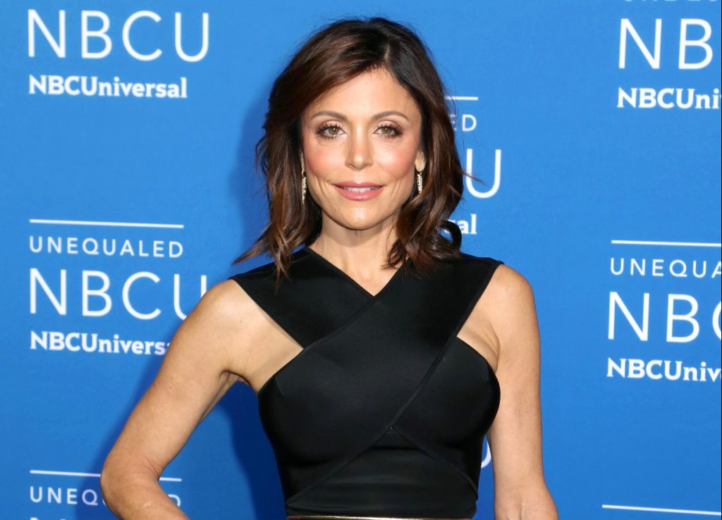 RHONY bethenny frankel salary
