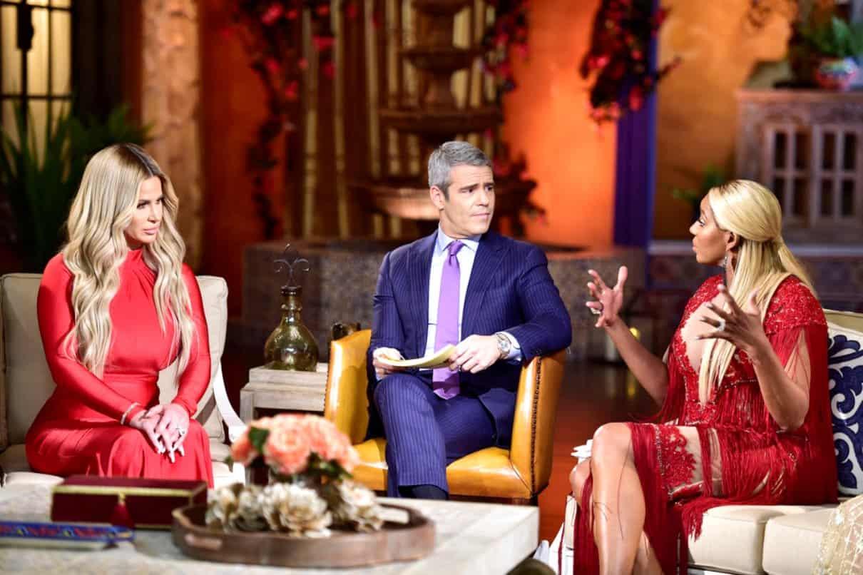 RHOA Season 10 Reunion Recap Kim Zolciak-Biermann, Andy Cohen, NeNe Leakes