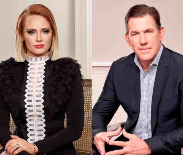 Southern Charms Kathryn Dennis Questions Thomas Ravenel About Drug Use Mental Health
