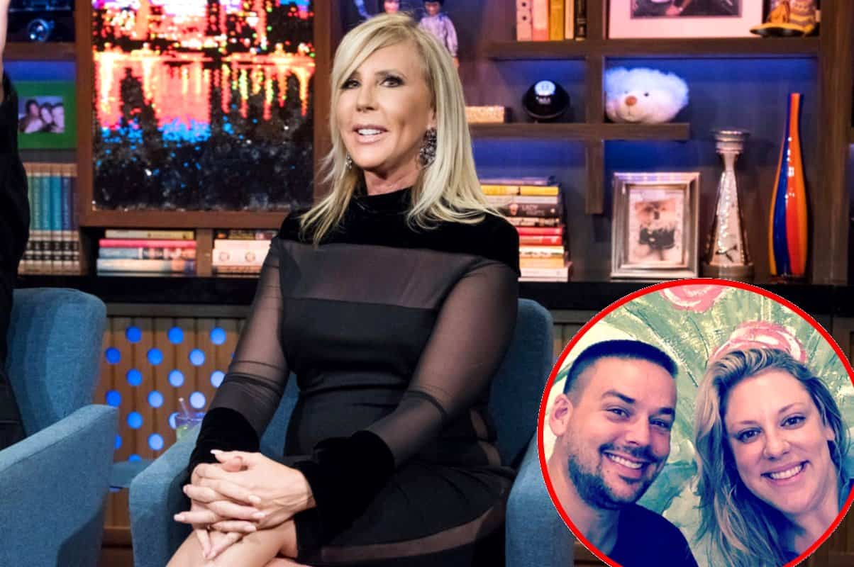 PHOTO: RHOC's Vicki Gunvalson Shares New Pic of Briana and Ryan to Show off Their 86 Lbs Weight Loss on Keto Diet!