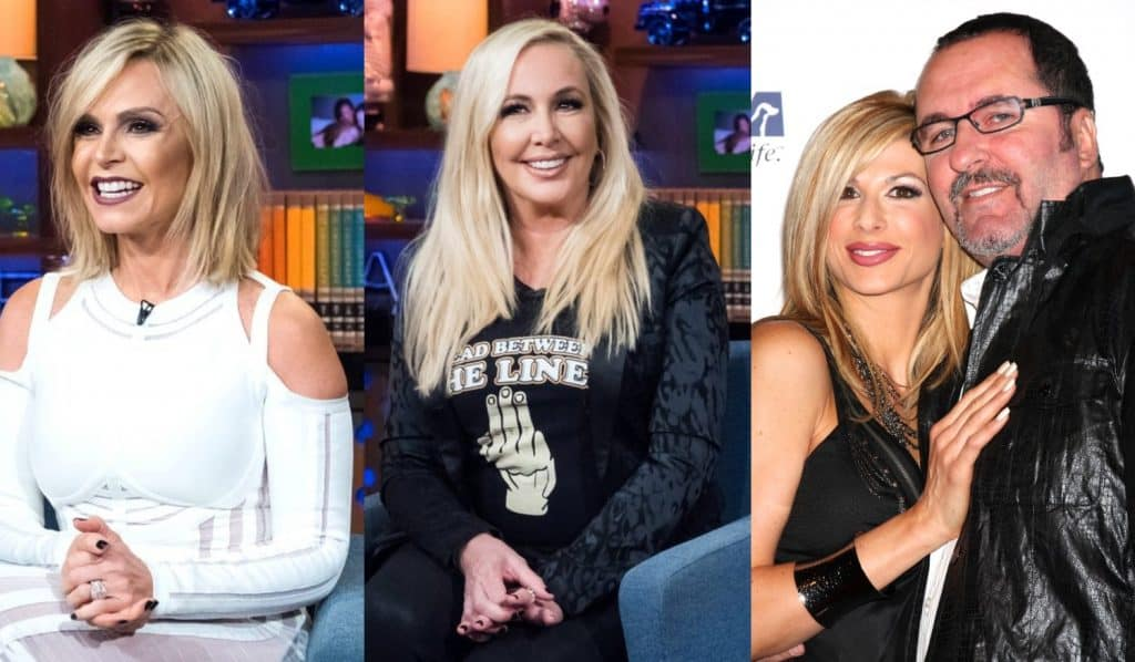 RHOC Tamra Judge Shannon Beador and Alexis Jim Bellino