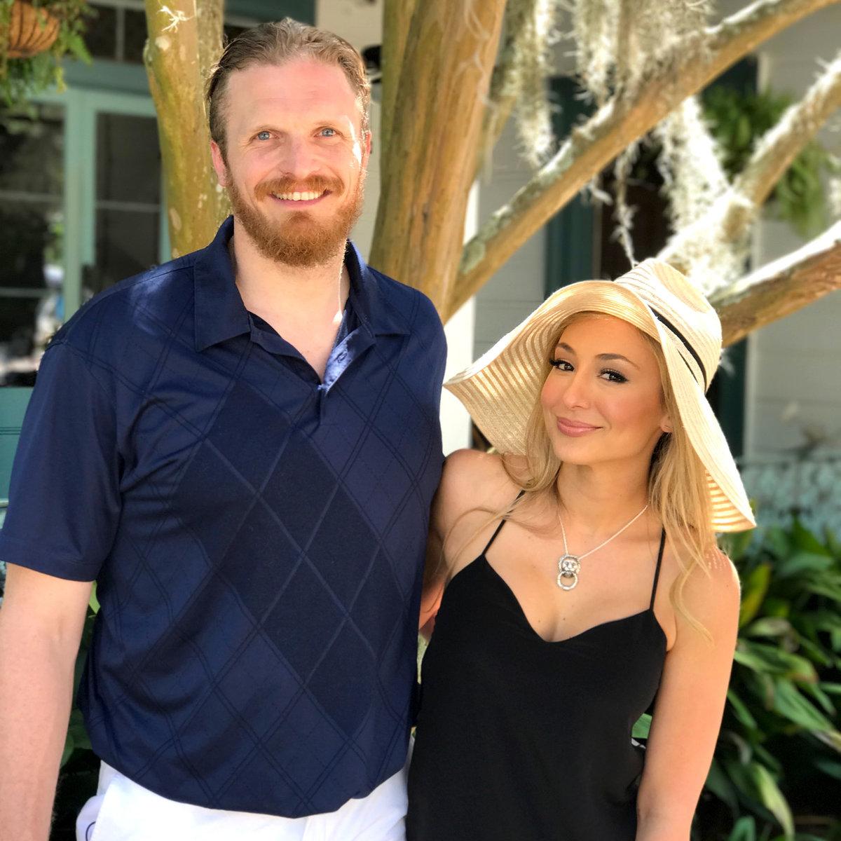Southern Charm New Orleans Reagan Charleston and Jeff Charleston Split Divorce