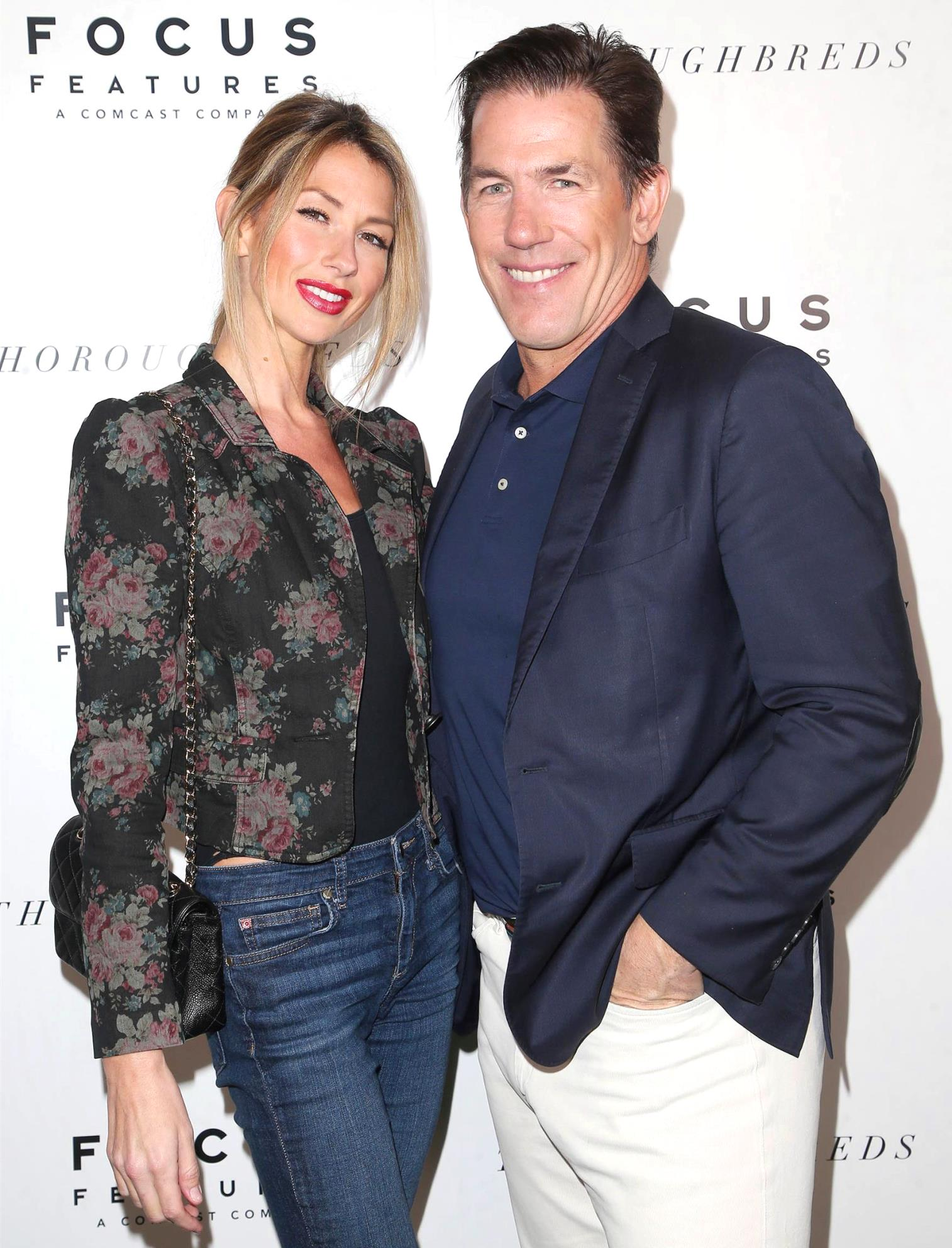 Southern Charm's Thomas Ravenel and Ashley Jacobs Reunite on Date