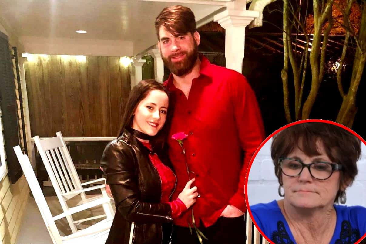 "Teen Mom 2's Jenelle Evans Says Relationship With Mom Barbara Is ""Out the Window"""