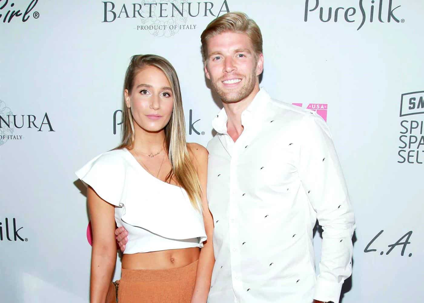 Summer House Amanda Batula and Kyle Cooke are engaged