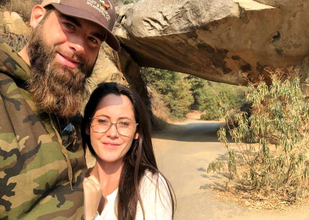 Teen Mom 2 David Eason and Jenelle Evans Update