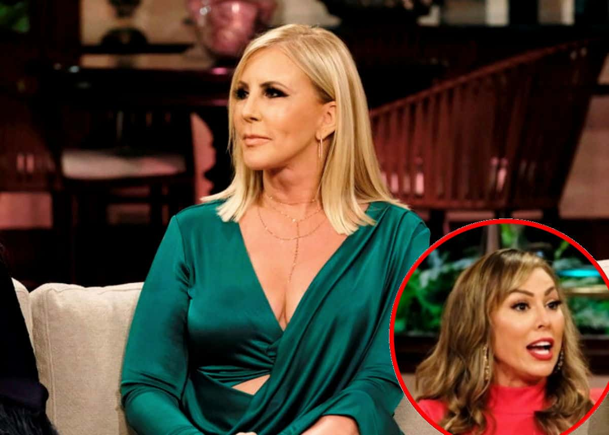 Vicki Gunvalson Has Been Demoted to a 'Friend' On RHOC