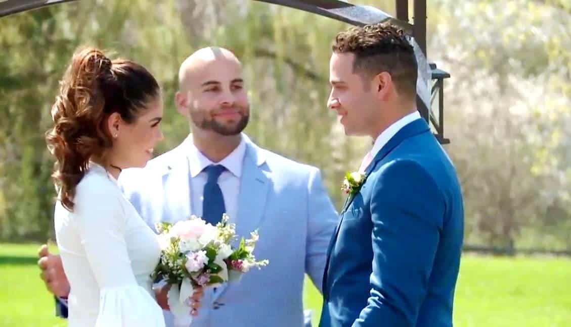 90 Day Fiance Make It or Break It Jonathan and Fernanda Wedding