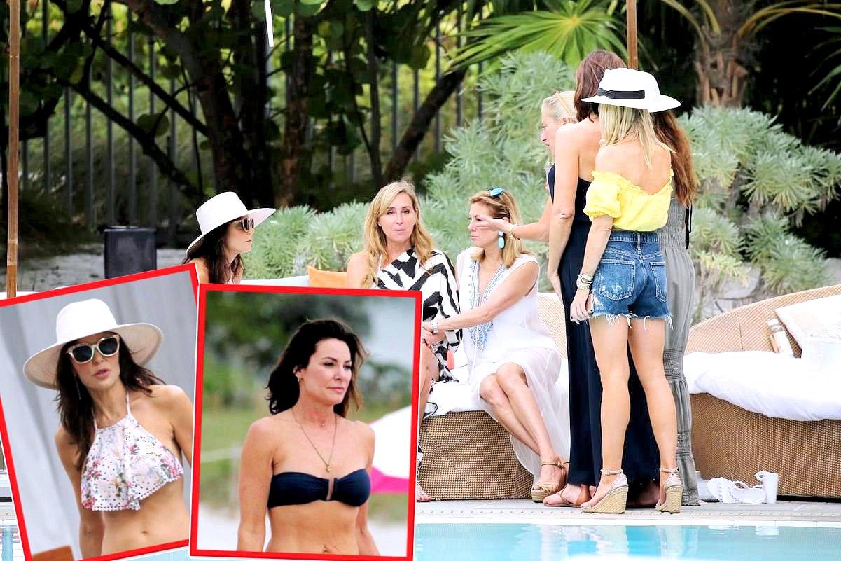 RHONY Cast Vacation in Miami for Season 11