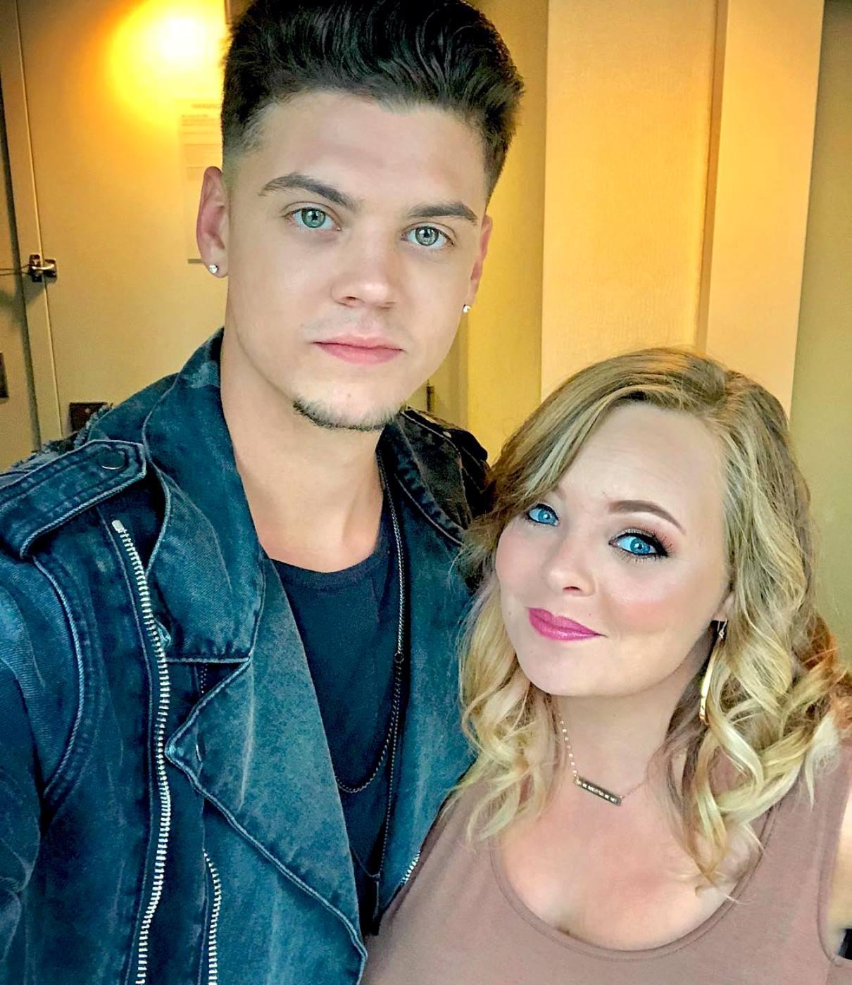 Teen Mom OG Catelyn and Tyler Update